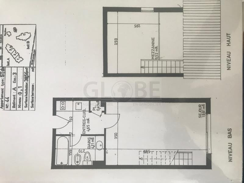 Vente appartement Biarritz 211000€ - Photo 4