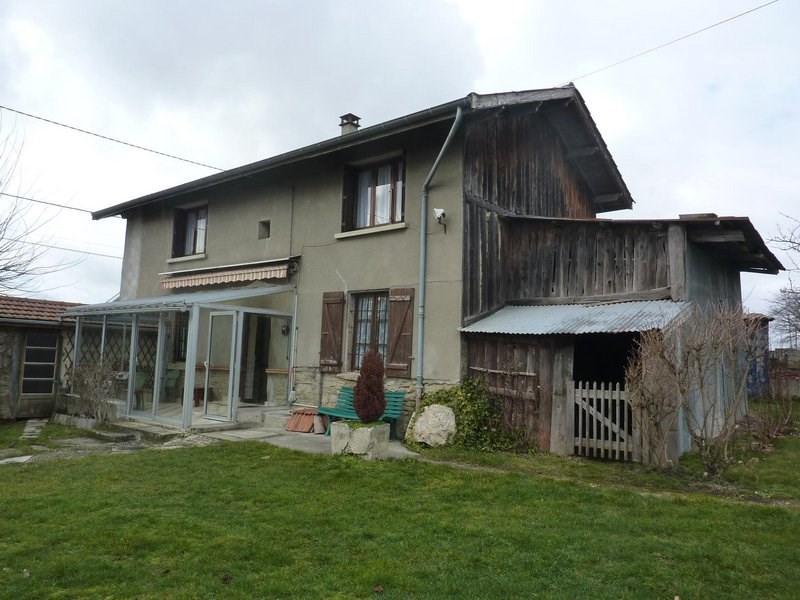 Sale house / villa Maubec 220000€ - Picture 4