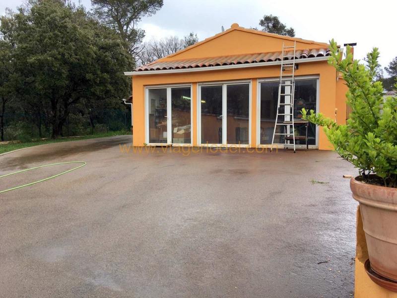 Vitalicio  casa Pourrières 95000€ - Fotografía 2