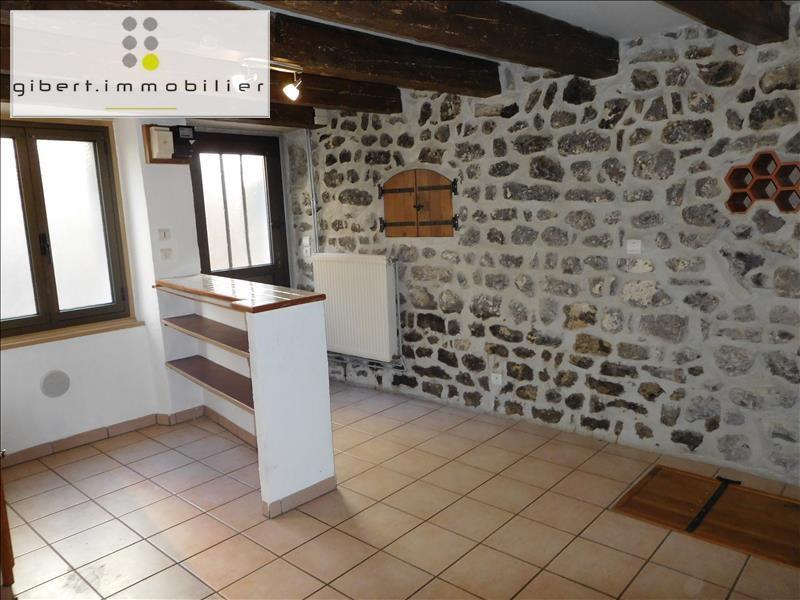 Rental house / villa Espaly st marcel 355€ CC - Picture 2