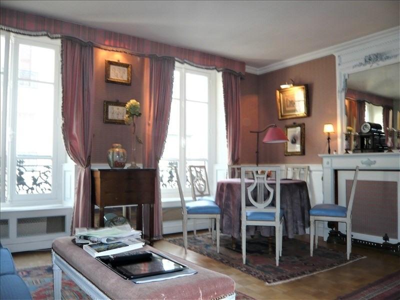 Alquiler  apartamento Paris 7ème 1400€ CC - Fotografía 3