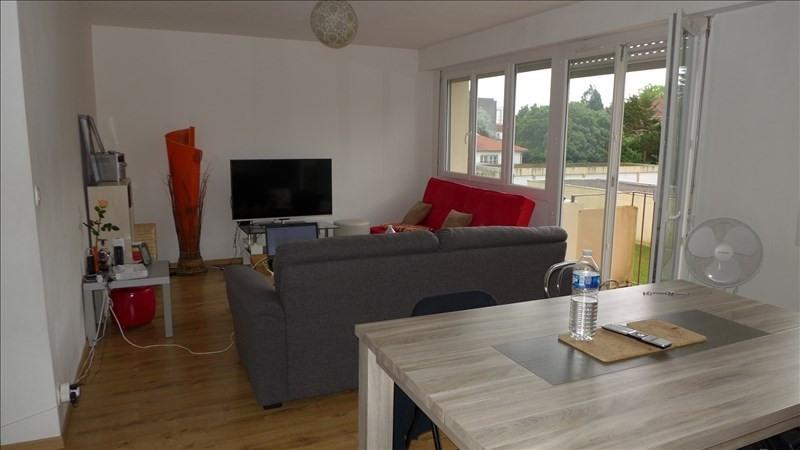 Sale apartment Billere 109000€ - Picture 2