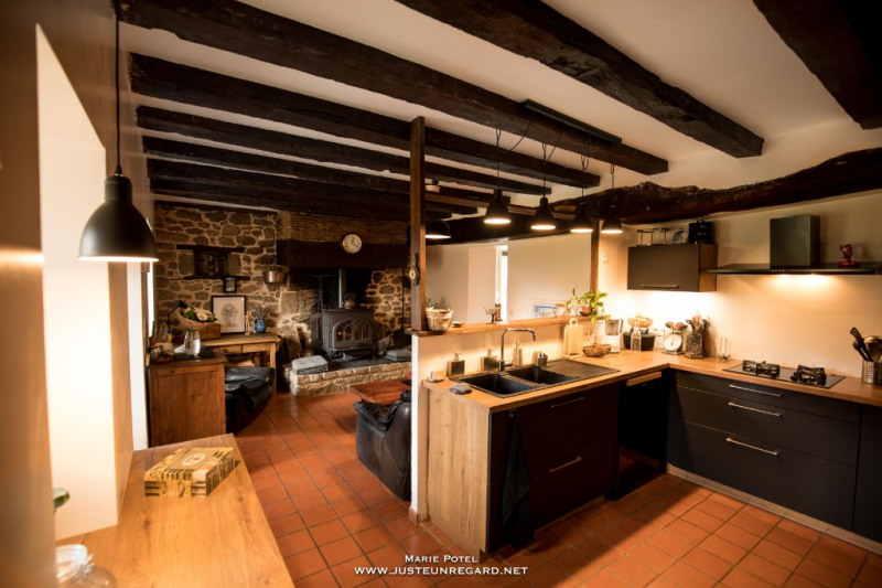 Vente maison / villa Sainte marie de vaux 209000€ - Photo 3