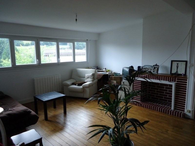 Rental apartment Lisieux 450€ CC - Picture 1