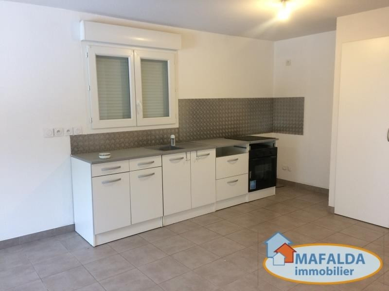 Vente appartement Mont saxonnex 182 000€ - Photo 2