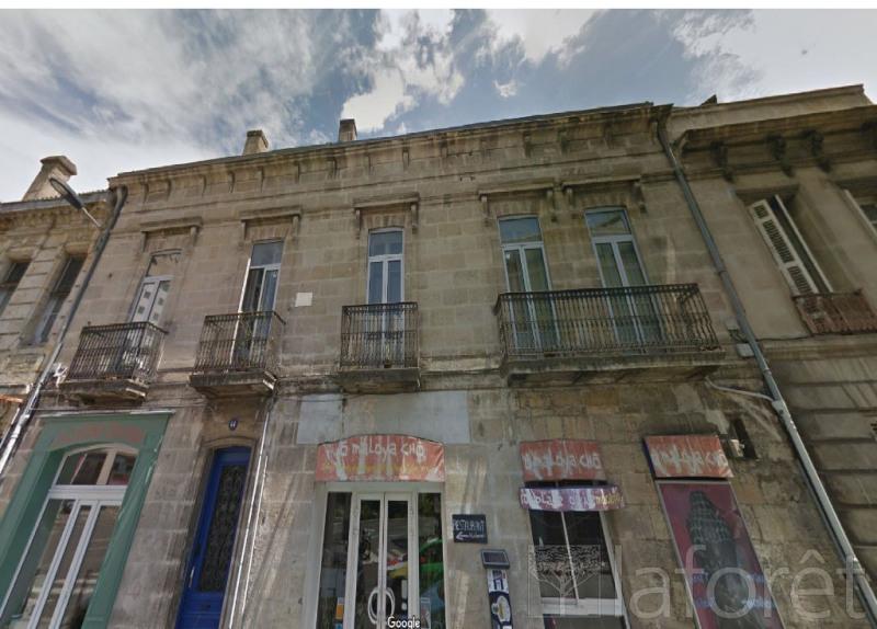 Produit d'investissement immeuble Bordeaux 1330000€ - Photo 1