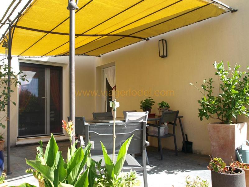 Lijfrente  huis Montélimar 40000€ - Foto 3