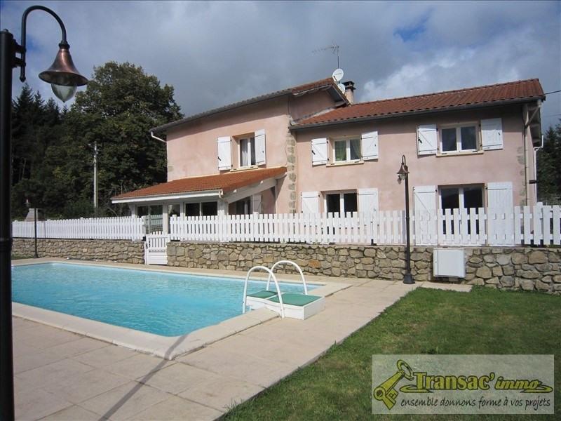 Sale house / villa Celles sur durolle 274300€ - Picture 1