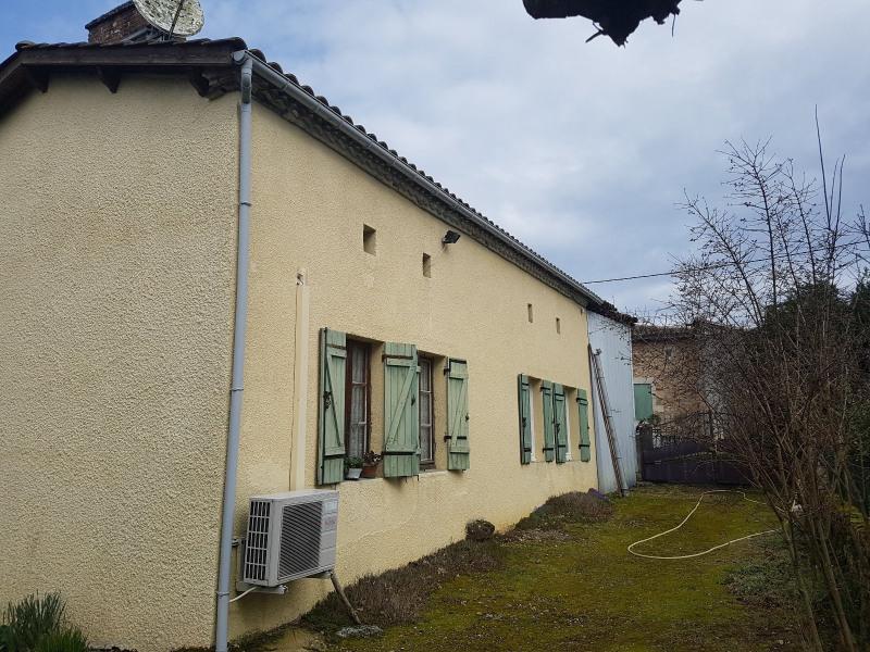 Sale house / villa St martin de coux 107000€ - Picture 2