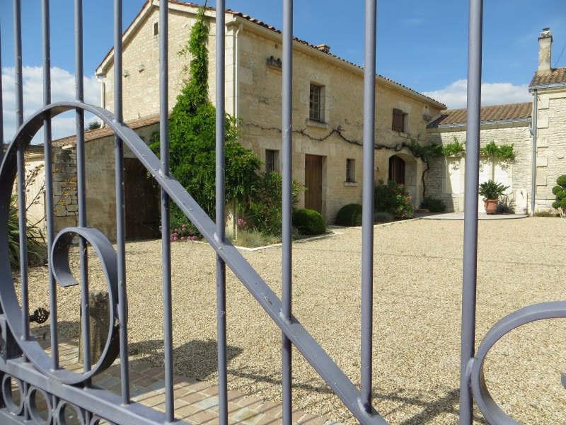 Vente maison / villa Nieul-sur-l'autise 393000€ - Photo 9