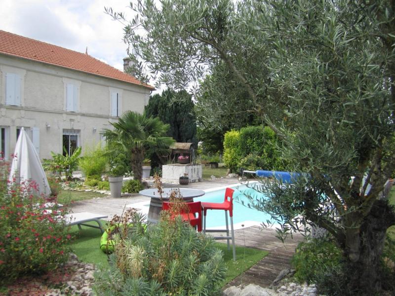 Vente maison / villa Barbezieux-saint-hilaire 322000€ - Photo 1