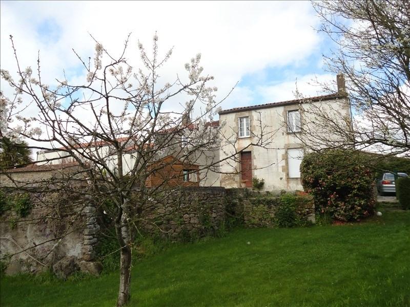 Sale house / villa Boussay 162900€ - Picture 1