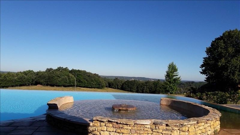 Deluxe sale house / villa St amand de belves 588000€ - Picture 4