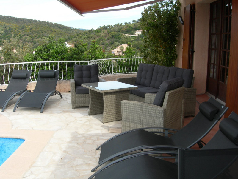 Vacation rental house / villa Les issambres 2 520€ - Picture 17