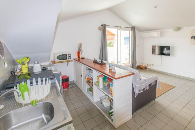 Venta  apartamento La saline les bains 141700€ - Fotografía 3