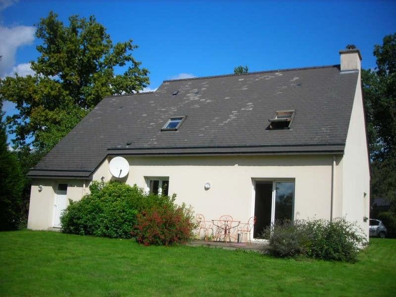 Location maison / villa Chateaubourg 900€ CC - Photo 1