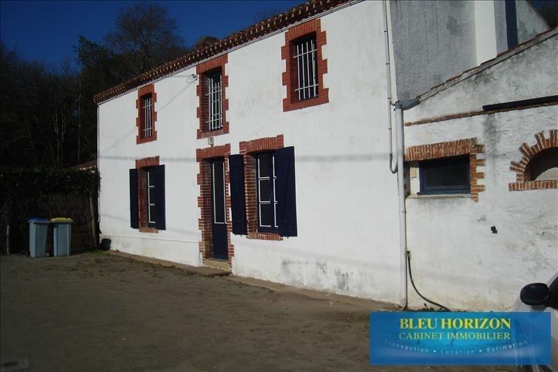 Rental house / villa Bouaye 1160€ CC - Picture 1