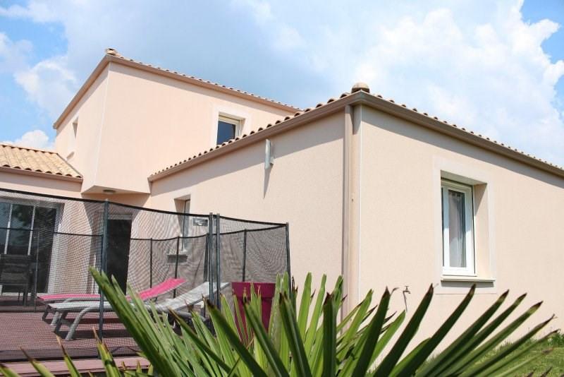Sale house / villa Talmont st hilaire 454000€ - Picture 1