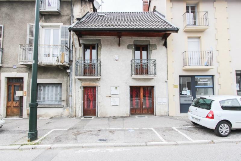 Maison de ville - Aix Les Bains - 91m² - Terrasse 25m²