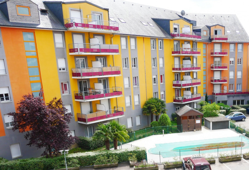 Sale apartment Tarbes 82 000€ - Picture 1