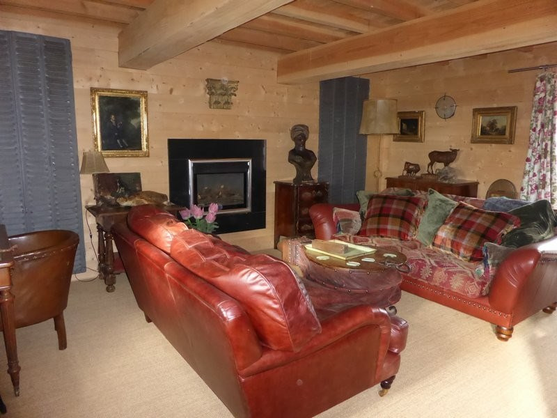 Sale house / villa Gouville sur mer 338500€ - Picture 4