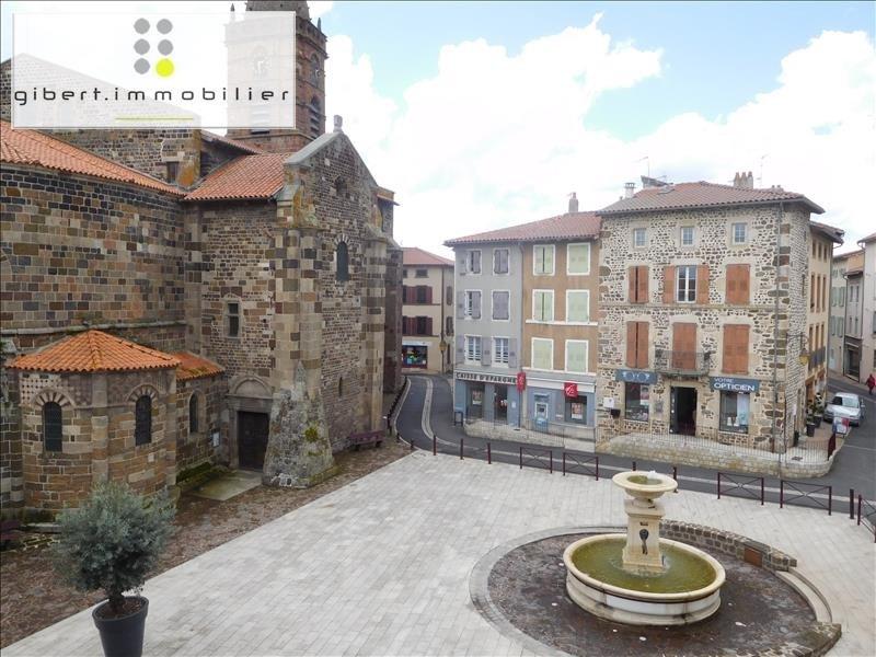 Rental apartment St paulien 471,79€ CC - Picture 7