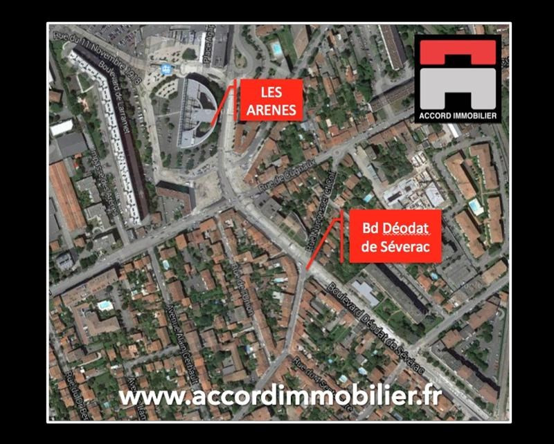 Sale building Toulouse 295 210€ - Picture 1
