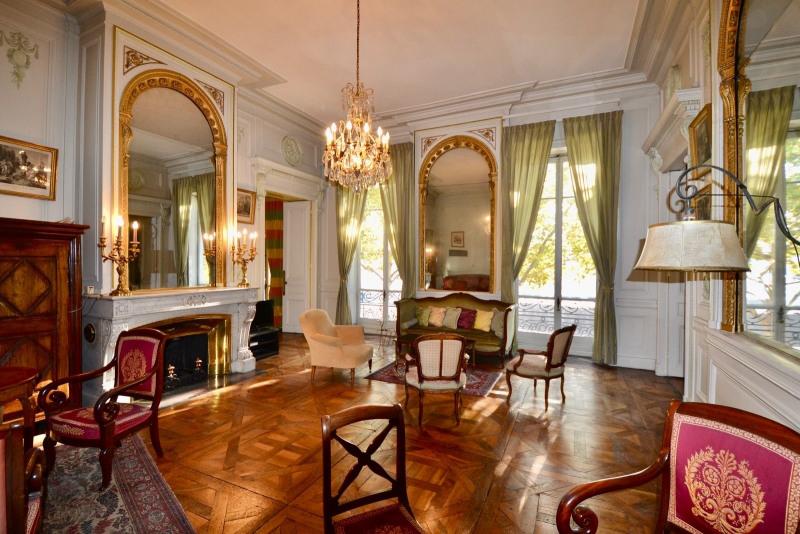 Vente de prestige appartement Lyon 2ème 1580000€ - Photo 1
