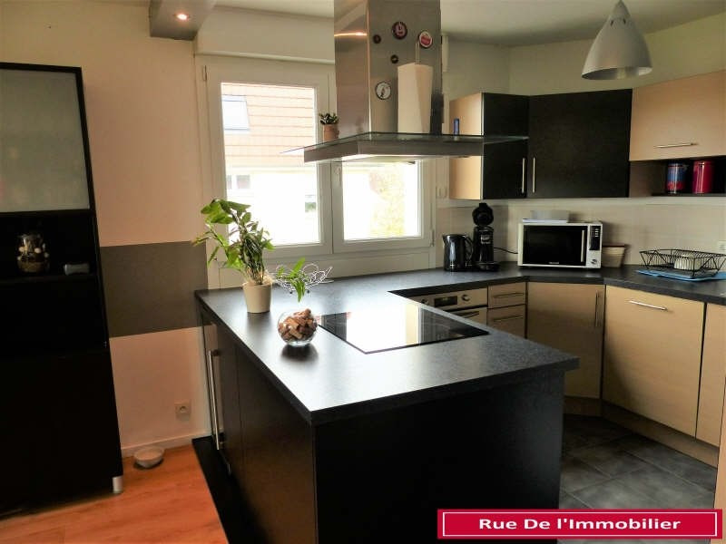 Vente appartement Monswiller 212400€ - Photo 2