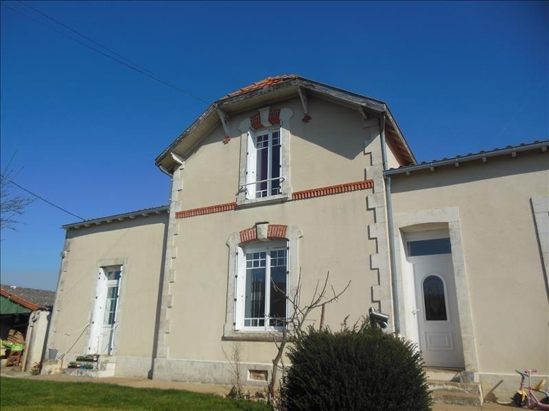 Sale house / villa Vouille 136900€ - Picture 3