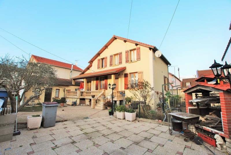 Sale house / villa Bezons 485000€ - Picture 1