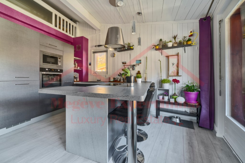 Vente appartement Praz sur arly 218000€ - Photo 3