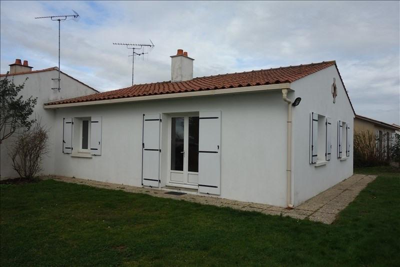 Vente maison / villa Grosbreuil 158000€ - Photo 1