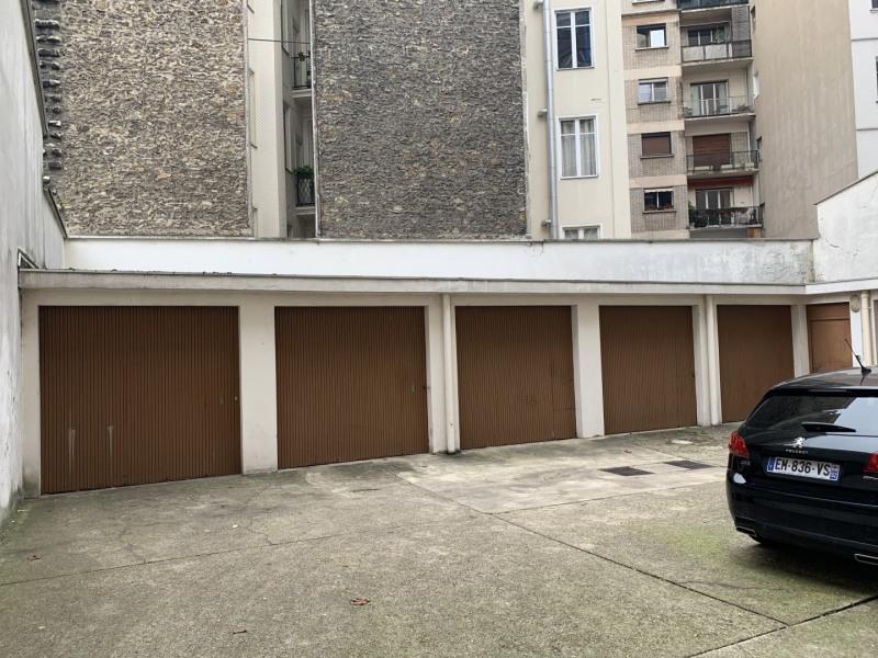 Rental parking spaces Paris 16ème 250€ CC - Picture 1