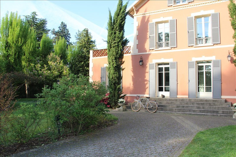 Location maison / villa Maisons laffitte 4 000€ CC - Photo 2