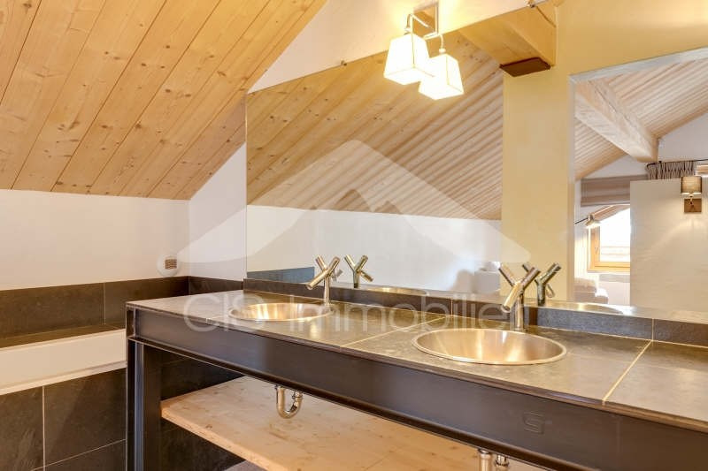 Vente de prestige maison / villa Meribel 3 400 000€ - Photo 6