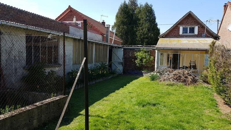 Vente maison / villa Ruyaulcourt 45000€ - Photo 1