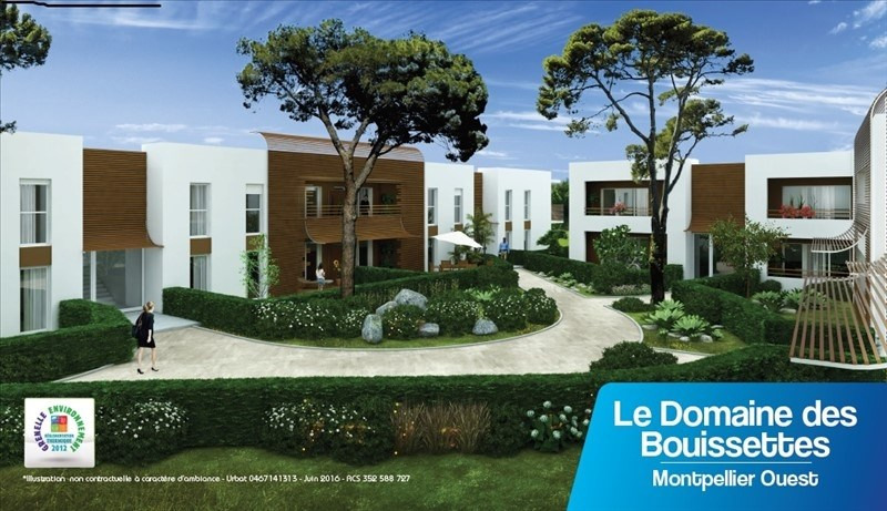 Sale apartment Montpellier 179 000€ - Picture 1