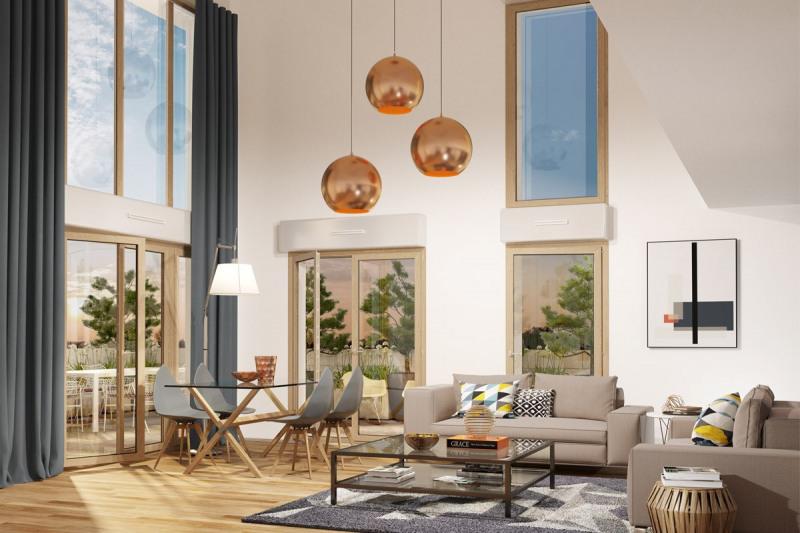 New home sale program Meudon la foret  - Picture 1