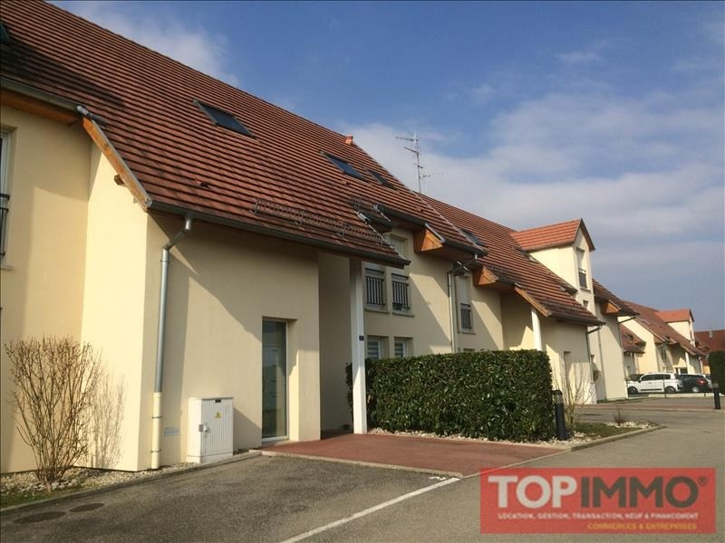 Vente appartement Appenwihr 119000€ - Photo 2