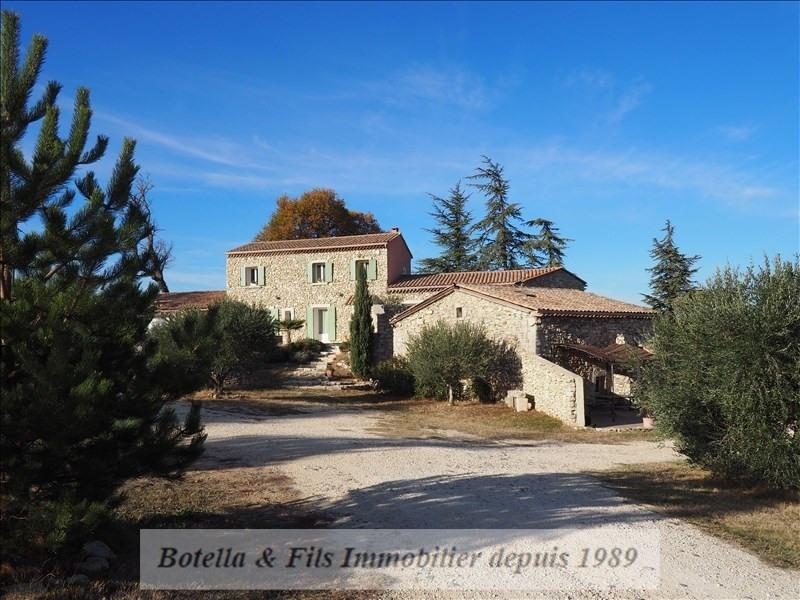 Vente de prestige maison / villa St martin d ardeche 690000€ - Photo 10