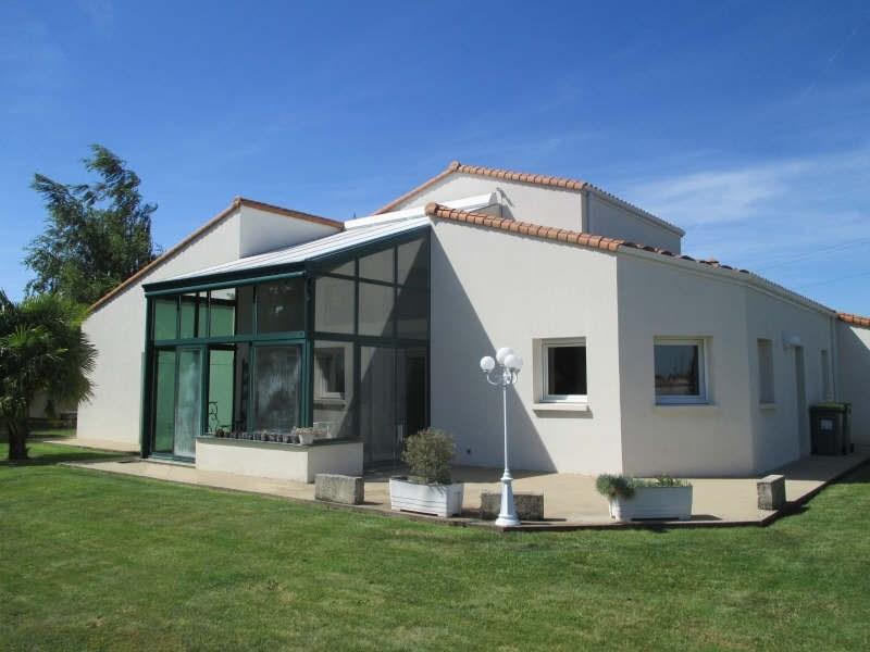 Vente de prestige maison / villa Chauray 436900€ - Photo 1