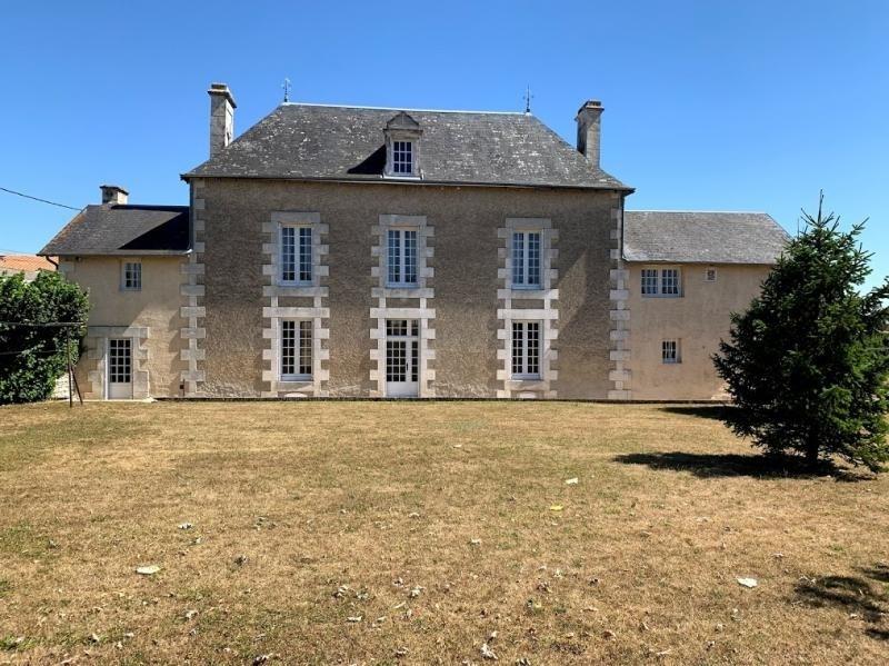 Vente maison / villa Vendeuvre du poitou 436800€ - Photo 2