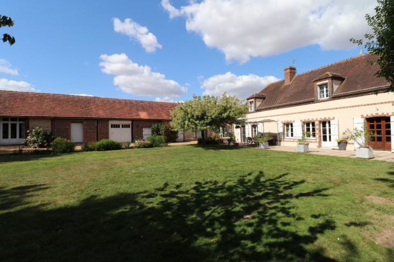 Vente maison / villa Courville sur eure 380 000€ - Photo 1