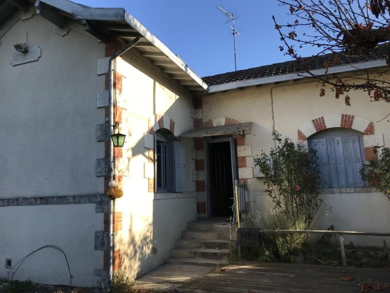Vente maison / villa Menesplet 61000€ - Photo 1
