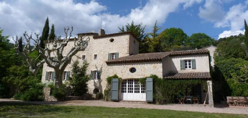 Deluxe sale house / villa Callas 1 785 000€ - Picture 1
