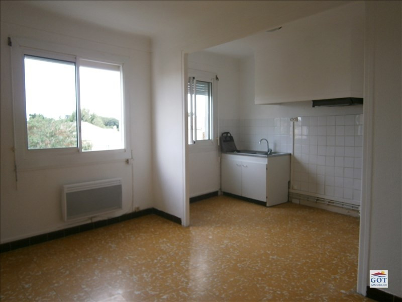 Rental apartment Villelongue de la salanque 500€ CC - Picture 3