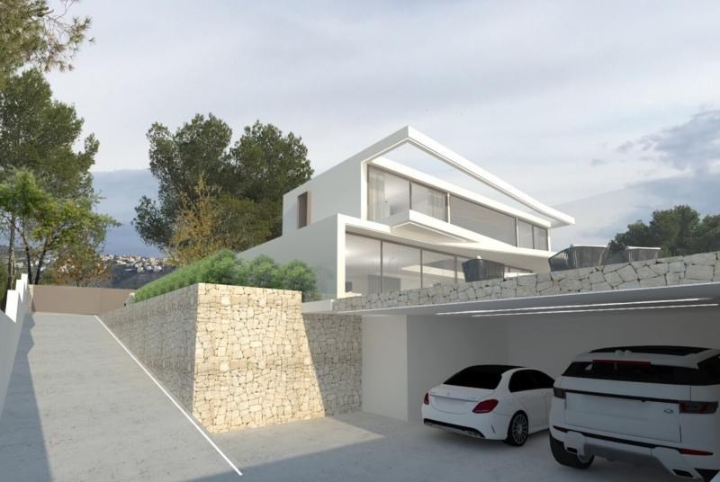 Deluxe sale house / villa Moraira province d'alicante 950000€ - Picture 4