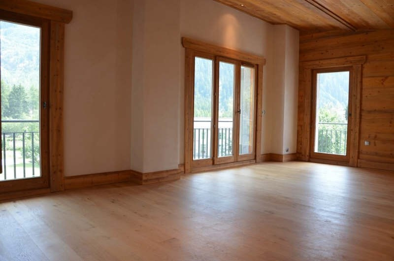 Vente de prestige appartement Argentiere 700 000€ - Photo 1