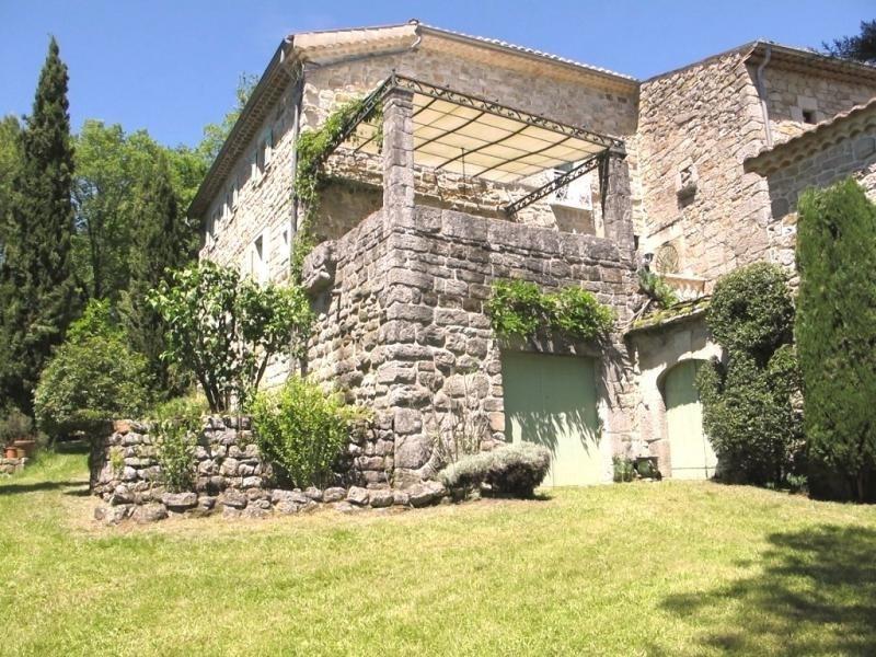 Vente de prestige maison / villa Lablachere 626000€ - Photo 2